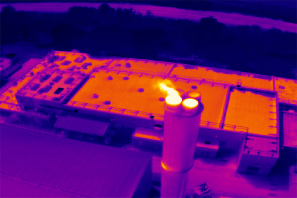Aerial Thermal Imaging - HoverTEK